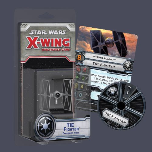 Star Wars X-Wing: TIE Fighter (Exp. (engl.)