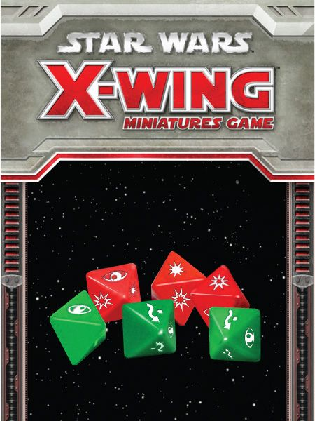 Star Wars X-Wing: Dice Pack (Exp.)