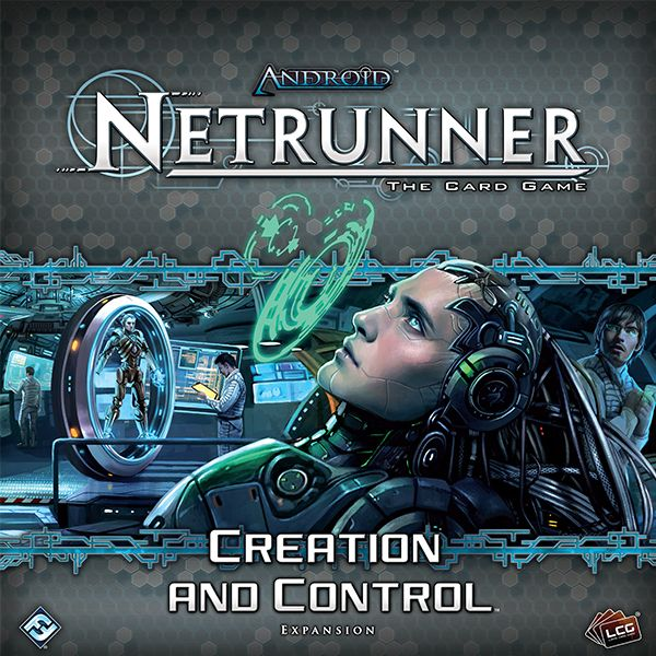 Android Netrunner LCG: Creation and Control (Ex...