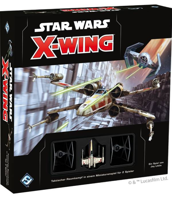 Star Wars: X-Wing 2.Ed. - Grundspiel