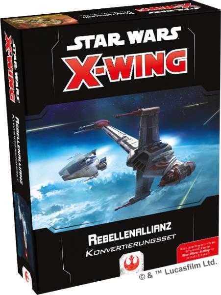 Star Wars: X-Wing 2.Ed. - Rebellenallianz Konvertierungsset (Erw.)