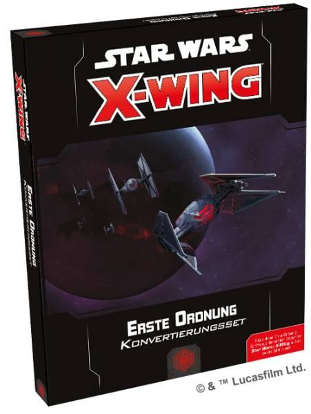 Star Wars: X-Wing 2.Ed. - Erste Ordnung Konvertierungsset (Erw.)