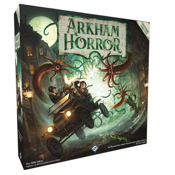 Arkham Horror 3.Ed. - Grundspiel (deutsch)