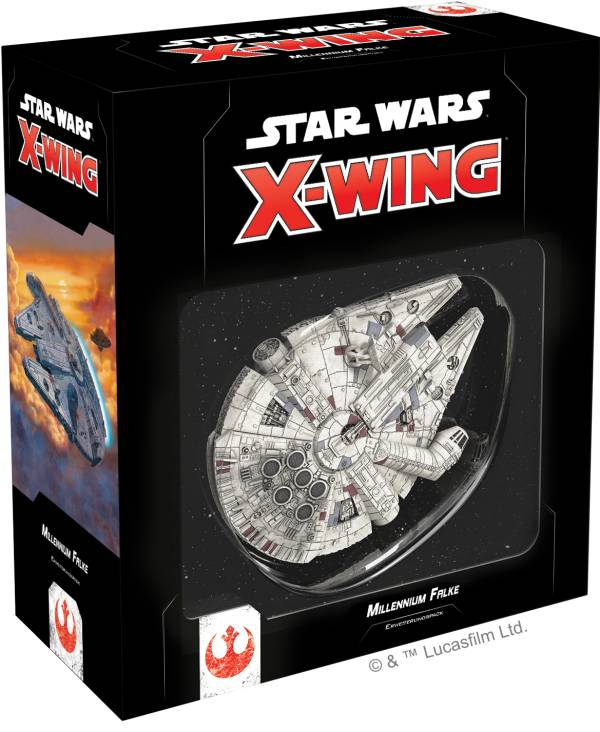 Star Wars: X-Wing 2.Ed. - Millennium Falke (Erw.)