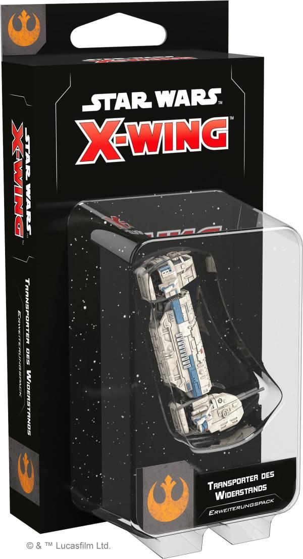 Star Wars: X-Wing 2.Ed. - Transporter des Widerstands (Erw.)