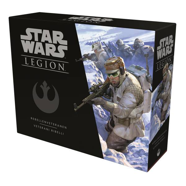 Star Wars: Legion - Rebellen-Veteranen (Erw.)