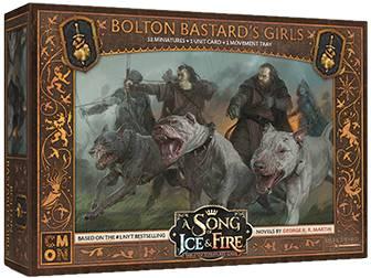 A Song of Ice & Fire - Bolton Bastard Girls (Erw.) (international)