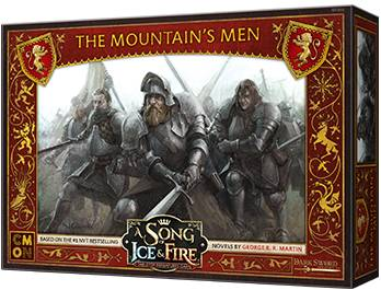 A Song of Ice & Fire - Mountain`s Men (Erw.) (international)