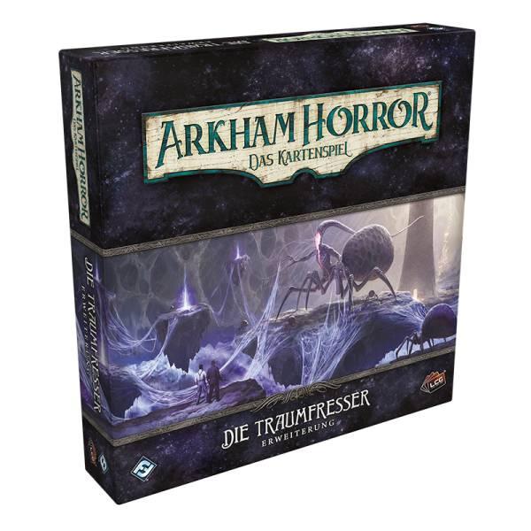 Arkham Horror: LCG - Die Traumfresser (Erw.)