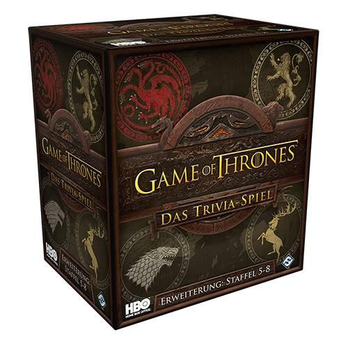 Game of Thrones: Das Trivia-Spiel - Episode 5-8 (Erw.)