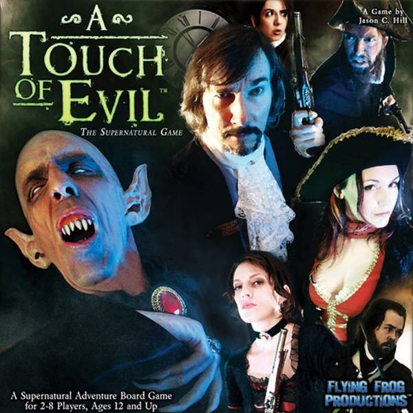 A Touch of Evil (engl.)