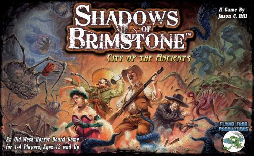 Shadows of Brimstone: City of the Ancients (engl.)