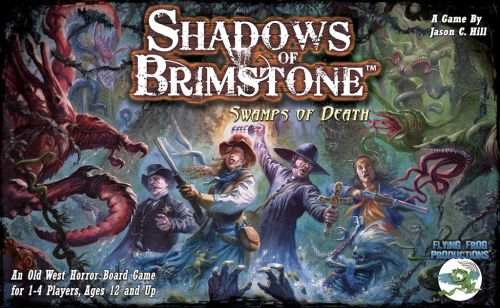 Shadows of Brimstone: Swamps of Death (engl.)