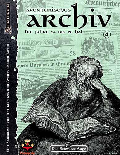 Aventurisches Archiv IV