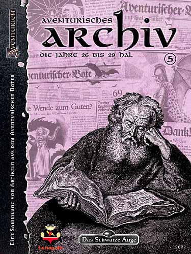 Aventurisches Archiv 5