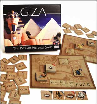 Giza (engl.)
