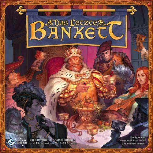 Banquett: Das Letzte Bankett (Neuauflage) Spiel