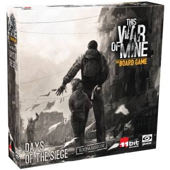 This War of Mine: The Board Game - Days of the Siege (Exp.) (engl.)
