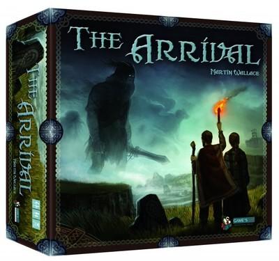 The Arrival (deutsch/engl.)