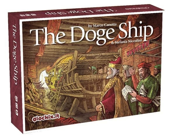 The Doge Ship (international)