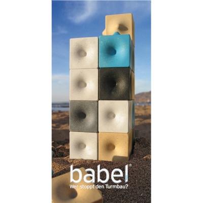 Babel (Kunsstoff/Holz)