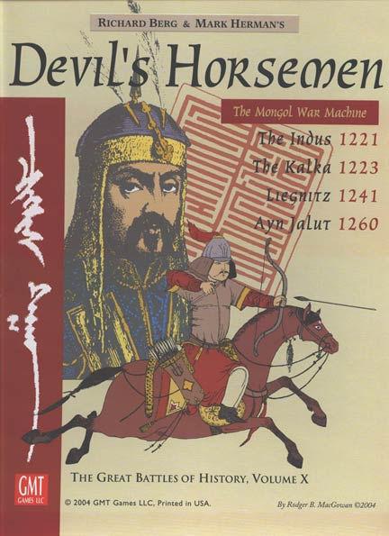 Devil`s Horsemen (engl.)