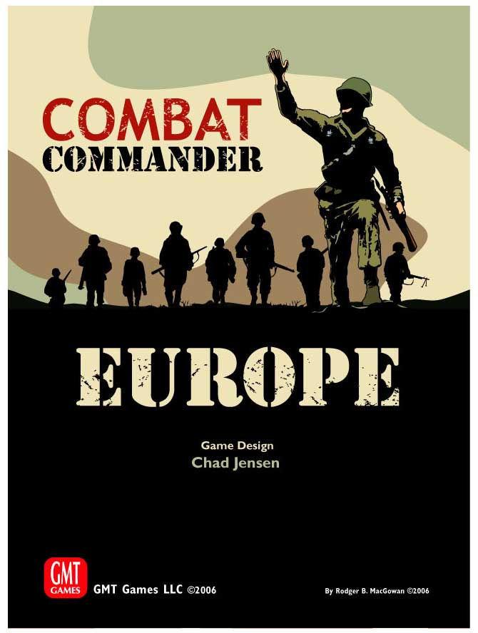 Combat Commander Europe (engl.)
