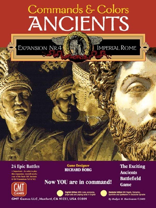 Commands & Colors Ancients: Imperial Rome (Exp. 4) (engl.)