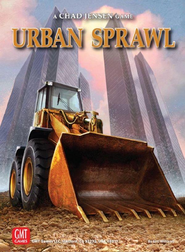Urban Sprawl (engl.)