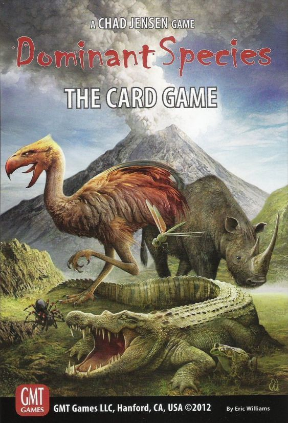 Dominant Species: The Card Game (engl.)