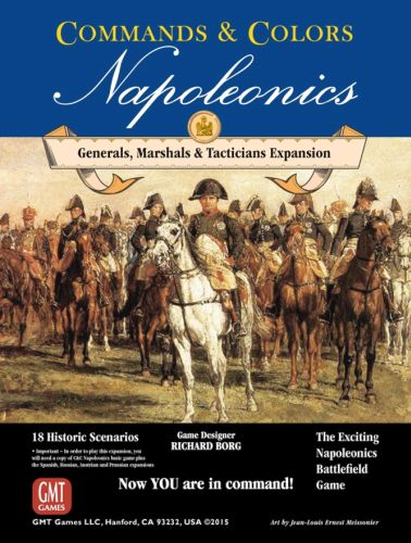 Commands & Colors Napoleonics (Exp. 5) (engl.)