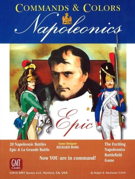 Commands & Colors Napoleonics: Epic (Exp. 6) (engl.)
