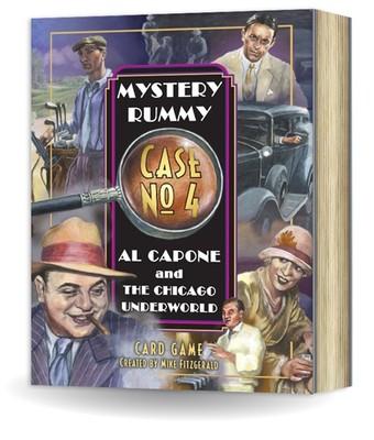 Mystery Rummy: Al Capone (engl.)