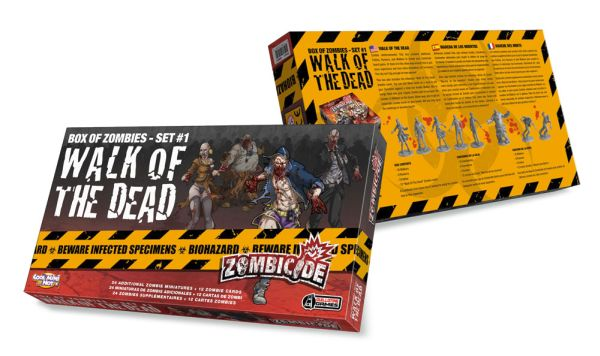 Zombicide: Walk of the Dead Set 1 (Exp.) (engl.)