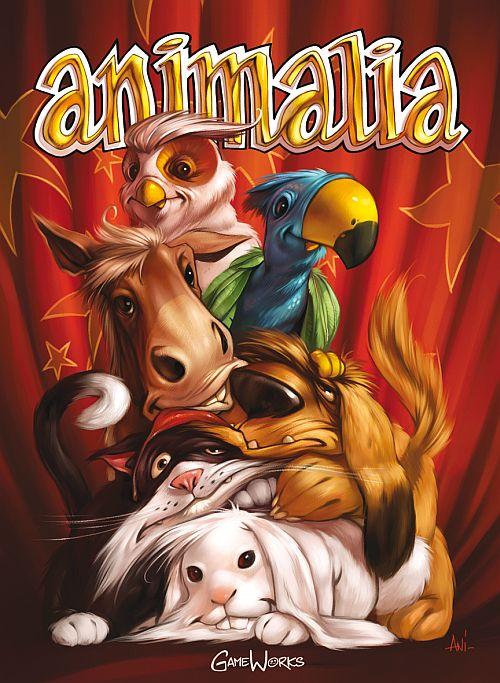 Animalia (de Luxe)