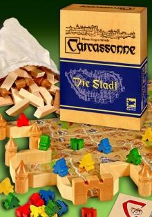Carcassonne - Die Stadt