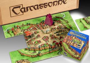 Carcassonne - Der Graf von Carcassonne