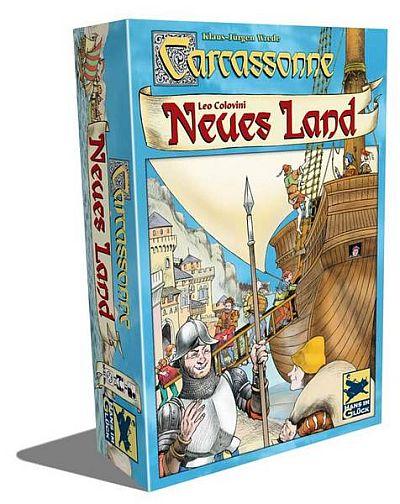 Carcassonne - Neues Land