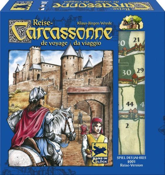 Carcassonne Reisespiel