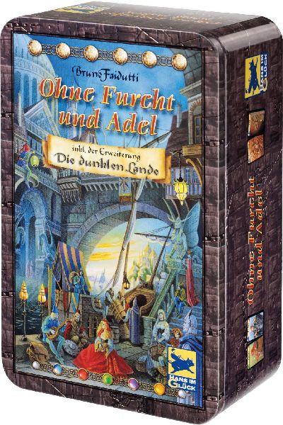 Ohne Furcht und Adel & Die dunklen Lande (Metalldose)