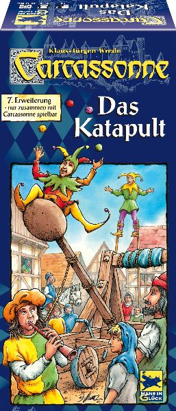 Carcassonne - Das Katapult (Erw.)