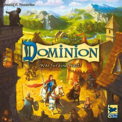 Dominion - Was für eine Welt (Edition 1)