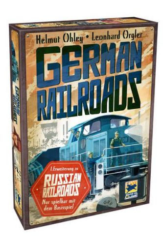 Russian Railroad: German Railroads (Erw.)