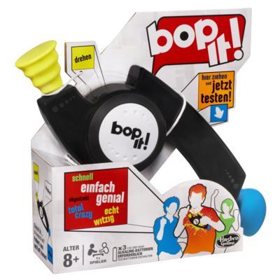 Bop It! (ähnlich Simon Challenge)