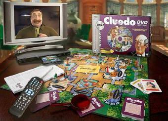 Cluedo (DVD-Brettspiel)