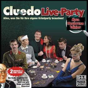 Cluedo Live-Party