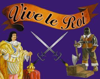 Vive le Roi (ähnlich Overthrown)