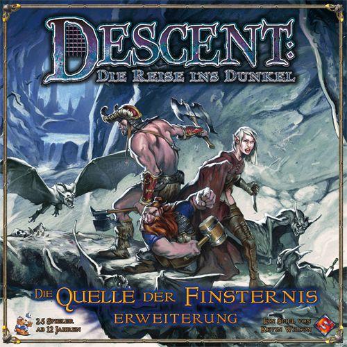 Descent: Quelle der Finsternis (Erw.)