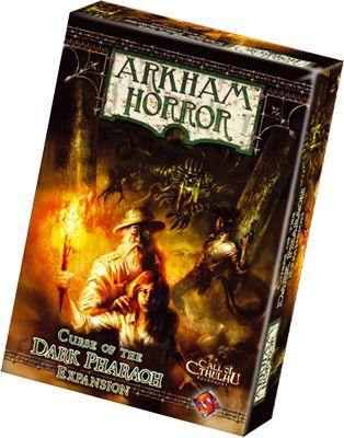 Arkham Horror - Fluch des schwarzen Pharao (Erw.)