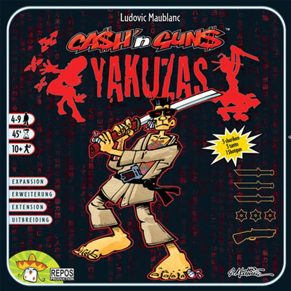 Cash`n Guns: Yakuza (Erw.)